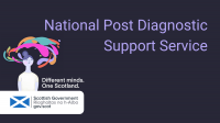 Post Diagnostic Support Service launched as part of Scottish Governments new national services