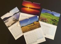 Derek's Highland Calendar Launched!