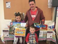 Isle of Man Lego Day is a Huge Success